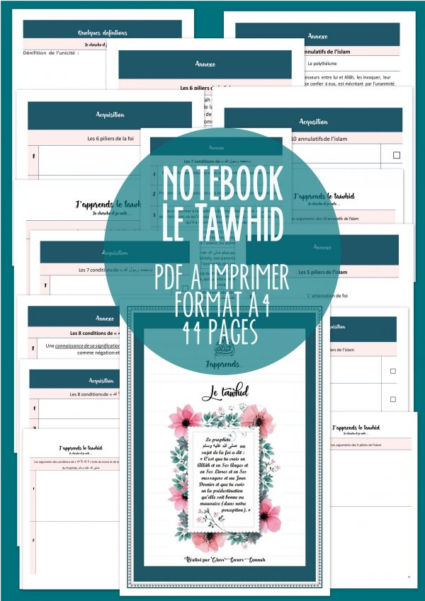 apprendre le tawhid