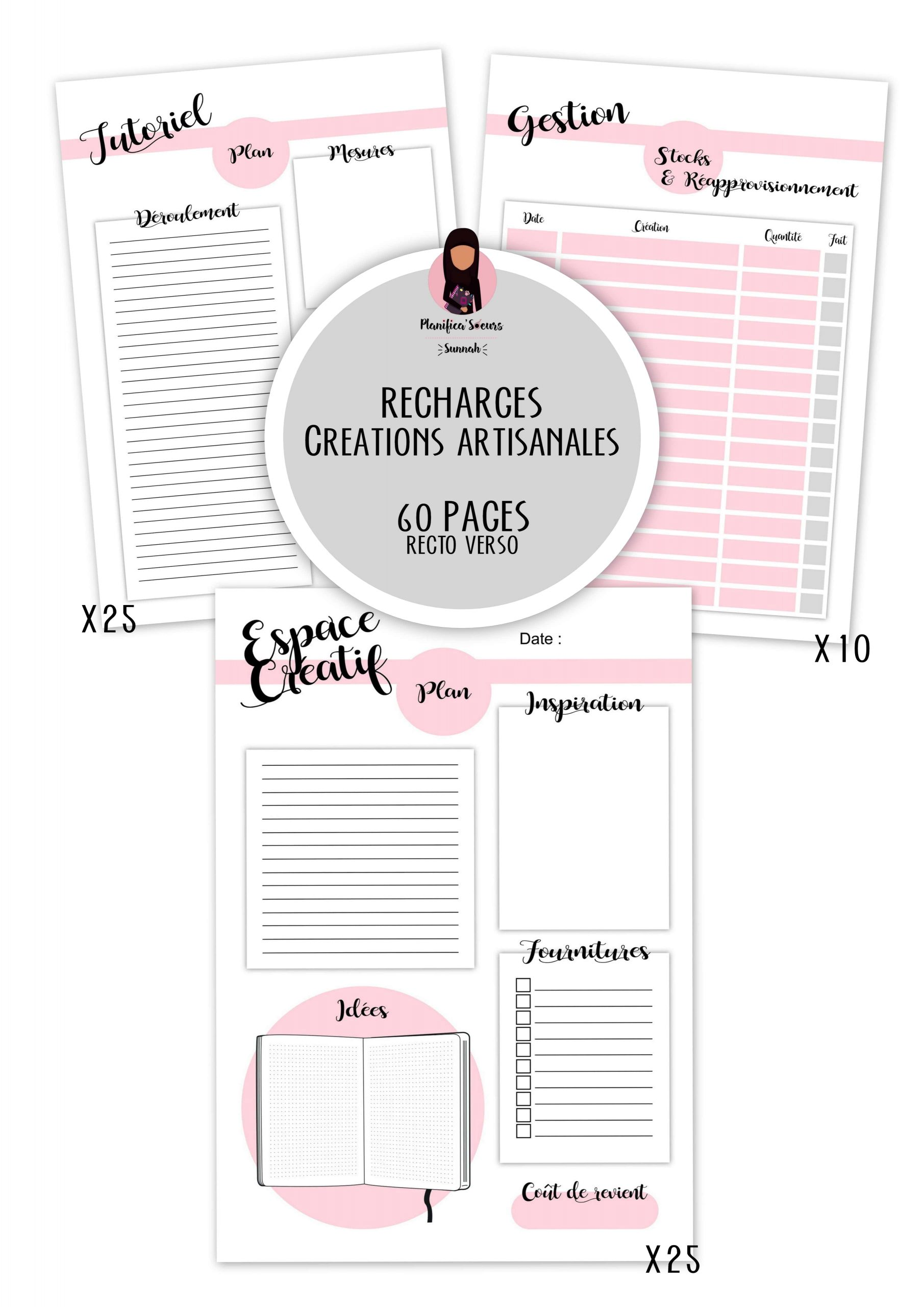 RECHARGE PLANNER CREATIONS ARTISANALES-min