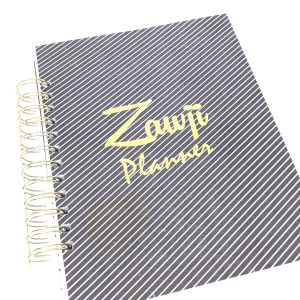 Spiral planners homme