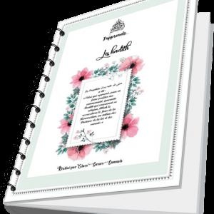 Notebooks j'apprends les hadith