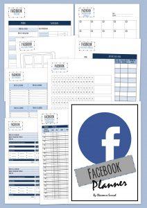 Facebook planner