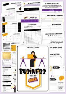 Business muslim planner