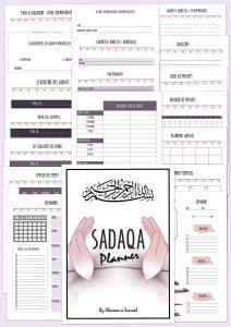 sadaqa sadaqah sadaka association planner