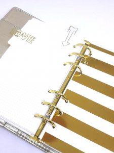 trombone flèches planner planificasoeurs sunnah