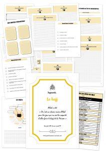 Notebook j'apprends le hajj planificasoeurs sunnah