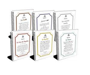 Notebook religieux pour hommes planificasoeurs sunnah islam apprentissage tawhid