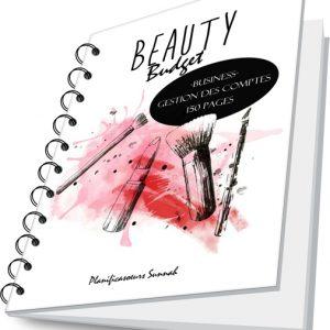 planificasoeurs sunnah carnet de comptes beauty planner business planificasoeur sunnah planner professionnel coiffure esthétique maquillage