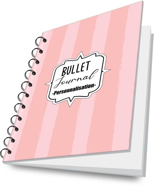 bullet journal semainier agenda personnalisable planificasoeurs sunnah