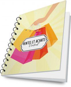 planner vinted carnet cahier agenda ventes achats planificasoeurs sunnah