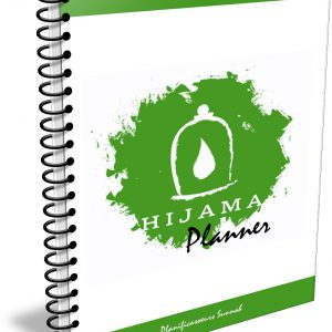 hijama carnet cahier cupp cupping planner planificasoeurs sunnah homme